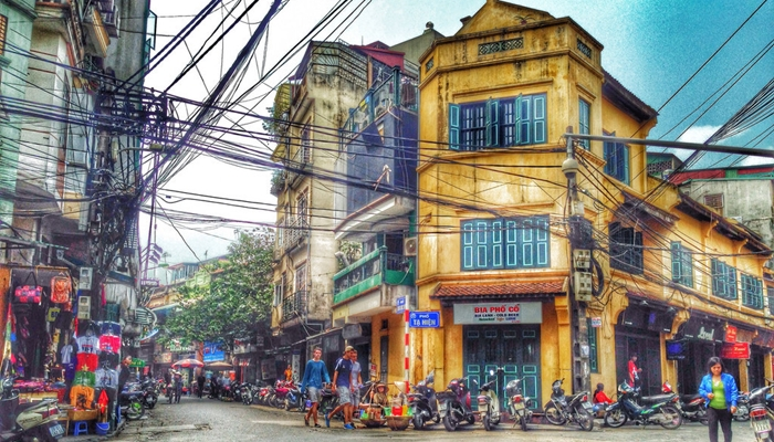 Hanoi City Tour (full day) - Group Tour